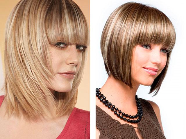 Каре на волосы (35 фото) модные решения стилистов